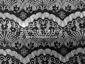 Eyelash Lace Fabric