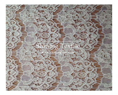 Bridal Cord Lace Fabric