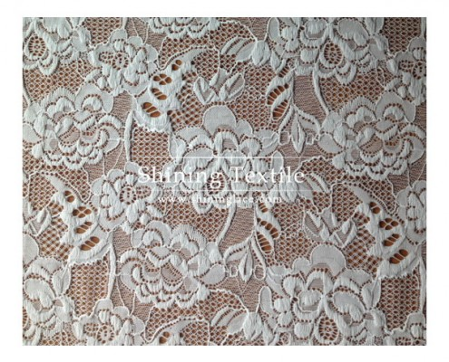 Types of Lace Fabric