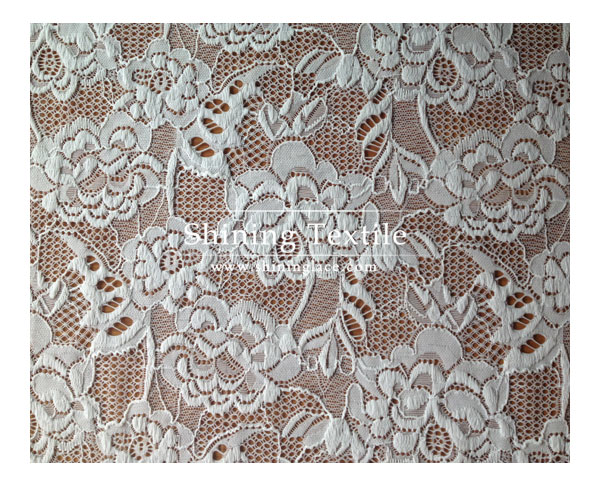 Types Of Lace Fabric Shining Textile